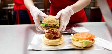 Five Guys relance la guerre du burger premium en France | The fisheye of gourmet food & wine! | Scoop.it