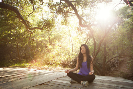 7 Steps To Ease Into Meditation   Natural Health and Beauty   Scoop.it