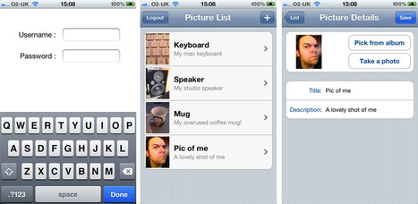 Tutorial: Storyboard app with Core Data | MaybeLost.com | iPhone and iPad development | Scoop.it