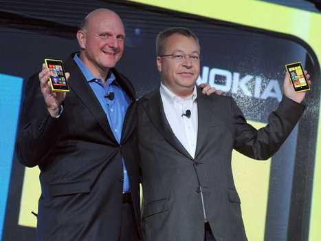 Why Nokia Chief Stephen Elop Is A Favorite To Be Microsoft's Next CEO | Nerd Vittles Daily Dump | Scoop.it