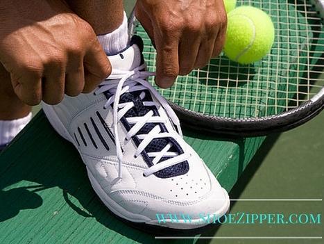 Great Tennis depend on Best Tennis Shoes - Shoe zipper | Best Shoe Review For All | Scoop.it