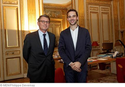 Le 25e prix Goncourt des lycéens décerné à Joël Dicker - Ministère de l'Éducation nationale | Les Prix littéraires 2012 | Scoop.it