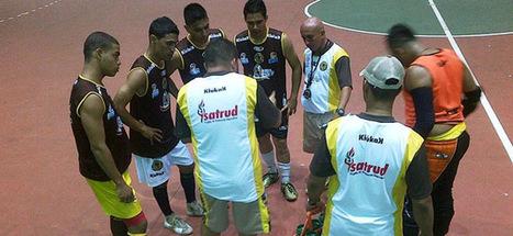 Trujillanos Futsal venció a Venezuela de fútbol de salón - Solo Deportes | all4futsal | Scoop.it