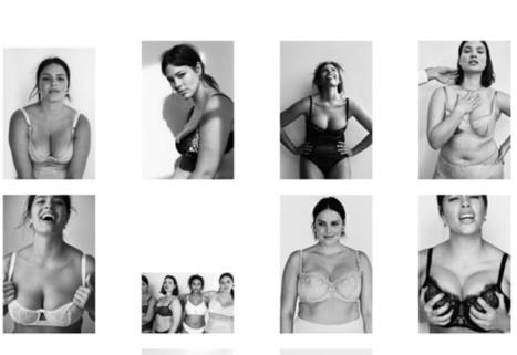 Vogue US met à l'honneur les tops plus-size | Plus-Size Fashion | Scoop.it