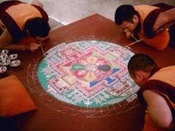 Explore: Radial Pattern Design | Year 4 Maths: Tibetan patterns | Scoop.it