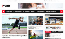 Download Ivero Blogger Template | Blogger themes | Scoop.it