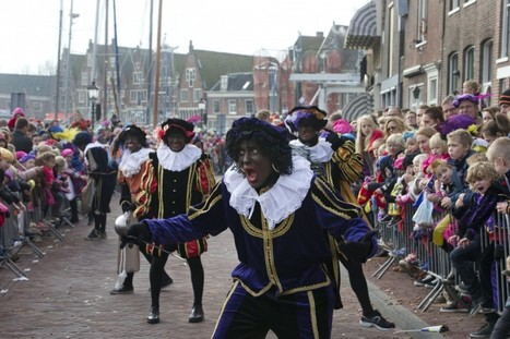The Dutch are slowly recognizing that their blackface tradition of Zwarte Piet is racist and weird | Zwarte Piet | Scoop.it