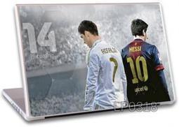 Buy Ronaldo Messi Laptop Notebook skins high Quality Vinyl Skin - LP318 at Shopper52 | Cheap Online Shopping | Scoop.it
