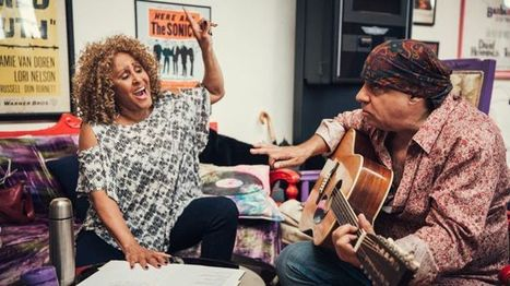 Darlene Love on New Solo LP and Working with Springsteen, Steve Van Zandt - Rolling Stone | Bruce Springsteen | Scoop.it
