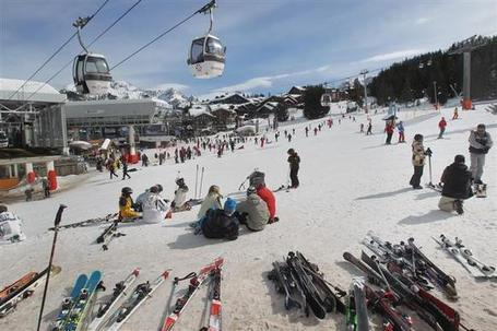 Courchevel : l'immobilier s'affole, mais le ski patine | 365 Jours de Ski, Tourisme & Marketing | Scoop.it
