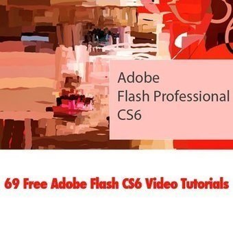 69 Free Adobe Flash CS6 Video Tutorials - eLearning Industry | Aprendiendo a Distancia | Scoop.it