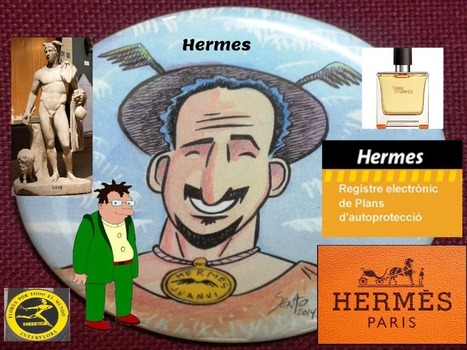 Referents del déu Hermes | Aracne fila i fila | Referentes clásicos | Scoop.it