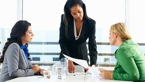 Women increase non-executive presence in UK boardrooms - Financial Times | WOB Women on Boards | Scoop.it