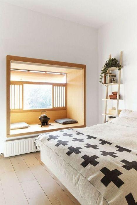 10 Essentials for a Cozy Reading Nook | Designing Interiors | Scoop.it