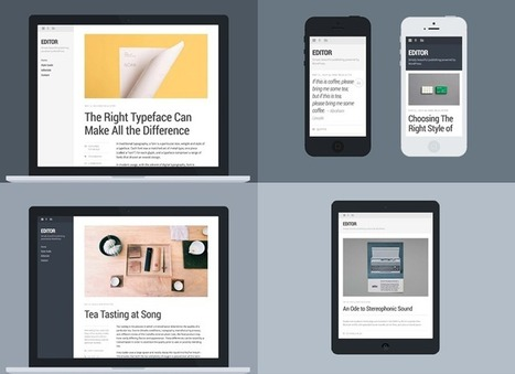 50 Beautiful and Free WordPress Themes | Ultimate Tech-News | Scoop.it