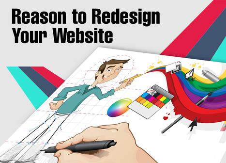 5 Signs That You Should Redesign Your Website in 2016 | Web Design, Web Development , SEO, Mobile App Topics | Scoop.it
