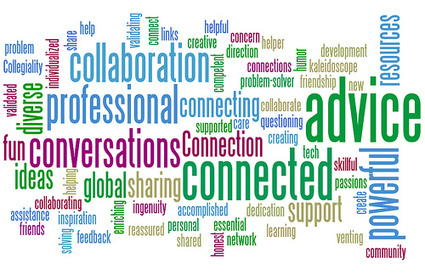 Five steps in developing a Personal Learning Network (PLN) - Jisc RSC Blog | digital citizenship | Scoop.it