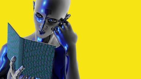 Could a robot write a novel? - BBC News | Keep In The Know | Scoop.it
