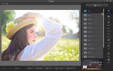 Fotor for Windows: genial software gratuito para editar imágenes y fotos | Software y Apps | Scoop.it