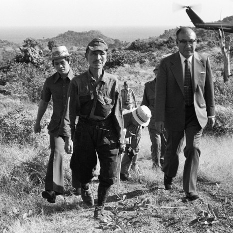 Eigenwijze militair Japan overleden - Telegraaf.nl | Katern Japan | Scoop.it