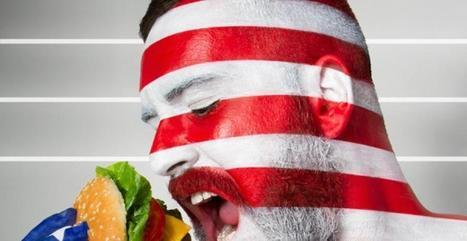 Food Art : Des drapeaux humains gourmands | meltyFood | Complètement Food! (news, concepts culinaires, sites de cuisine, applications, chefs, ...) | Scoop.it