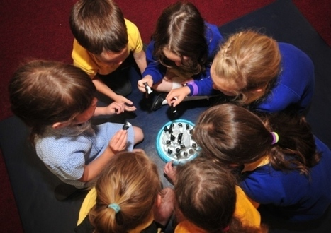 Primary pupils puzzle over challenges | Balance: People & Business | Scoop.it