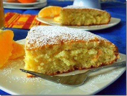 Gâteau à l'orange moelleux | Le Blog de Samar | Recettes de fetes | Scoop.it