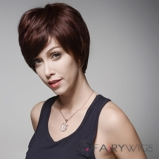 Trendy Woman's Virgin Remy Human Hair Hand Tied -Top Emmor Wigs : fairywigs.com | African American Wigs | Scoop.it