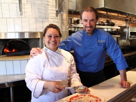 Il Fornaio's first female top chef makes debut at new Santa Clara location | Property Management - Homestretch Properties | Scoop.it