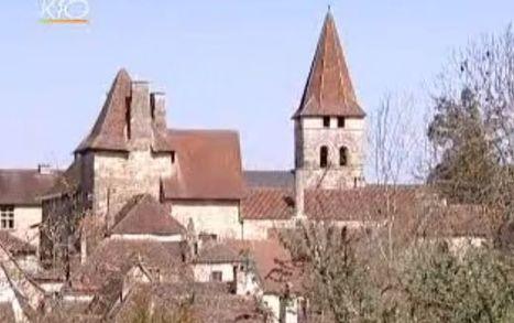 Vidéo: Prieuré Saint Pierre de Carennac   Autour de Carennac et Magnagues   Scoop.it