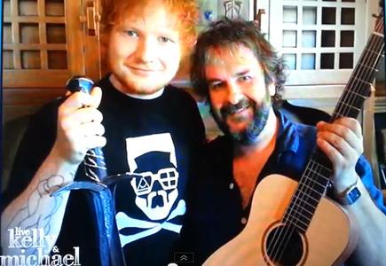 Peter Jackson Releases Music Video Of Ed Sheeran's The Hobbit Track   'The Hobbit' Film   Scoop.it