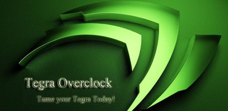 Tegra Overclock v1.5.9 APK Free Download | ktnr | Scoop.it