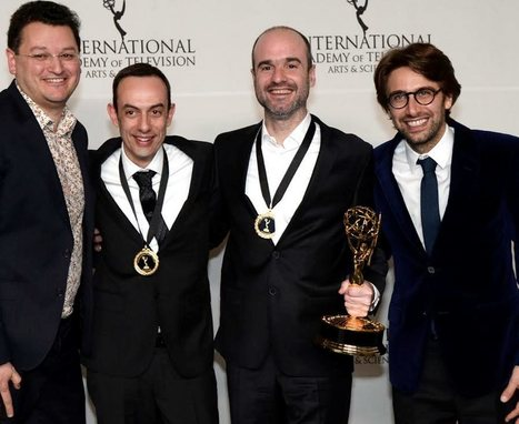 La Dépêche : TAT triomphe à New-York en raflant un Emmy Awards | The Jungle Bunch | Scoop.it