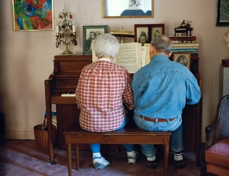 Still crazy in love: happy couples together for over 50 years – in pictures   Healthy Marriage Links and Clips   Scoop.it