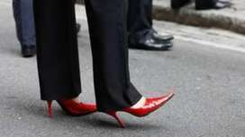 Is it legal to force women to wear high heels at work? - BBC News | Digital Foot Universe | Scoop.it