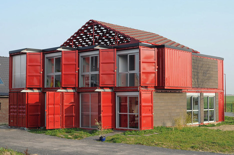 Are Container Houses the future? | Sustainable Cities Collective | sustainable architecture | Scoop.it