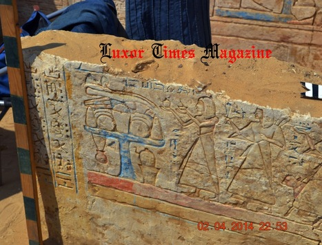 Luxor Times: Ramesside Minister of Foreign Affairs tomb discovered in Sakkara | Egyptology and Archaeology | Scoop.it