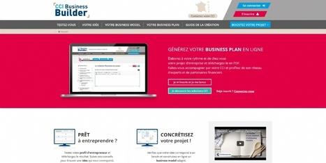 #Startup :CCI France lance un outil en ligne d'aide à la création d'entreprise | Le Zinc de Co | Scoop.it