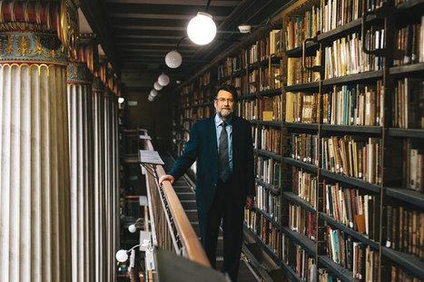 ΘΕΜΑ - Ο διευθυντής της Εθνικής Βιβλιοθήκης Φίλιππος Τσιμπόγλου αποκαλύπτει τα σχέδιά του στη LΙFO | Information Science | Scoop.it