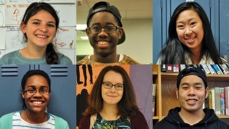 Students Tell All: What It's Like to Be Trusted Partners in Learning | School Library Learning Commons | Scoop.it