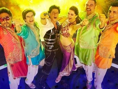 Satakli Lyrics - Happy New Year   Shah Rukh Khan ,Sukhwinder Singh   Lyrics Beach   Scoop.it