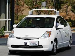 Would you trust a driverless car? | Connected Car | Scoop.it