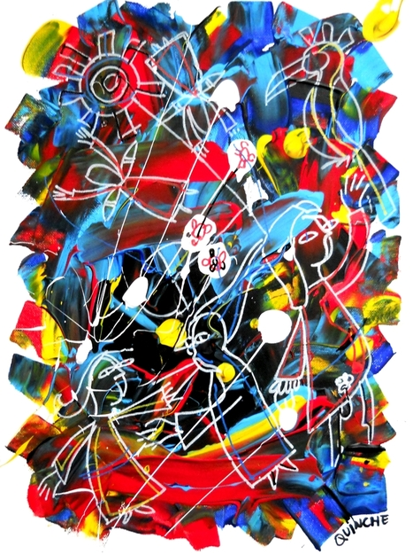"""""""Dreaming"""" by Patricia Quinche 