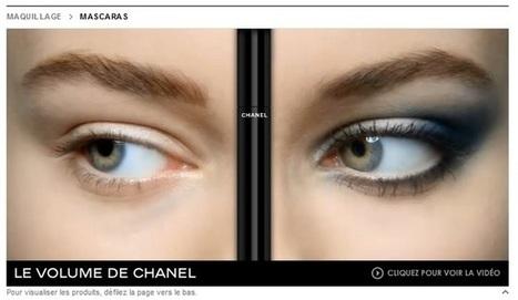 Chanel joue la métamorphose en ligne | Storytelling du luxe et des ... | Story it | Scoop.it