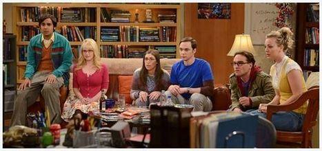 Las camisetas usadas por el Dr. Sheldon Cooper en las 6 temporadas de The Big Bang Theory | geekroom | Scoop.it