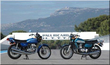SUNDAY RIDE CLASSIC – Circuit Paul Ricard – 8 & 9 Avril 2012 | Classic Motorbike | Scoop.it