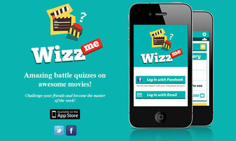 Wizz Me remporte le dernier BeMyApp spécial Dailymotion | Social Media Exploration | Scoop.it