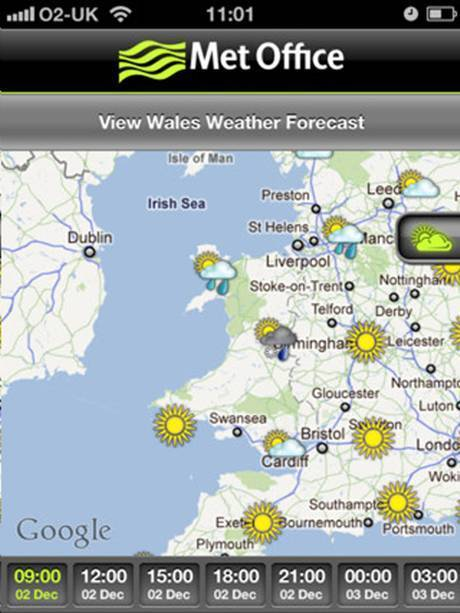 The 10 Best weather apps | The Independent | How to Use an iPhone Well | Scoop.it