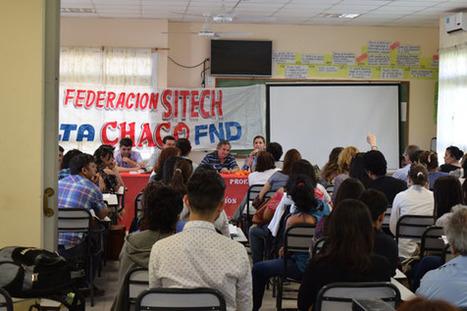 SITECH Federación realiza Encuentro de Profesores de Institutos de Educación Superior   Chaco   Scoop.it
