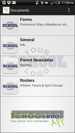 School Info - Android Apps on Google Play | Apps and Widgets for any use, mostly for education and FREE | Scoop.it